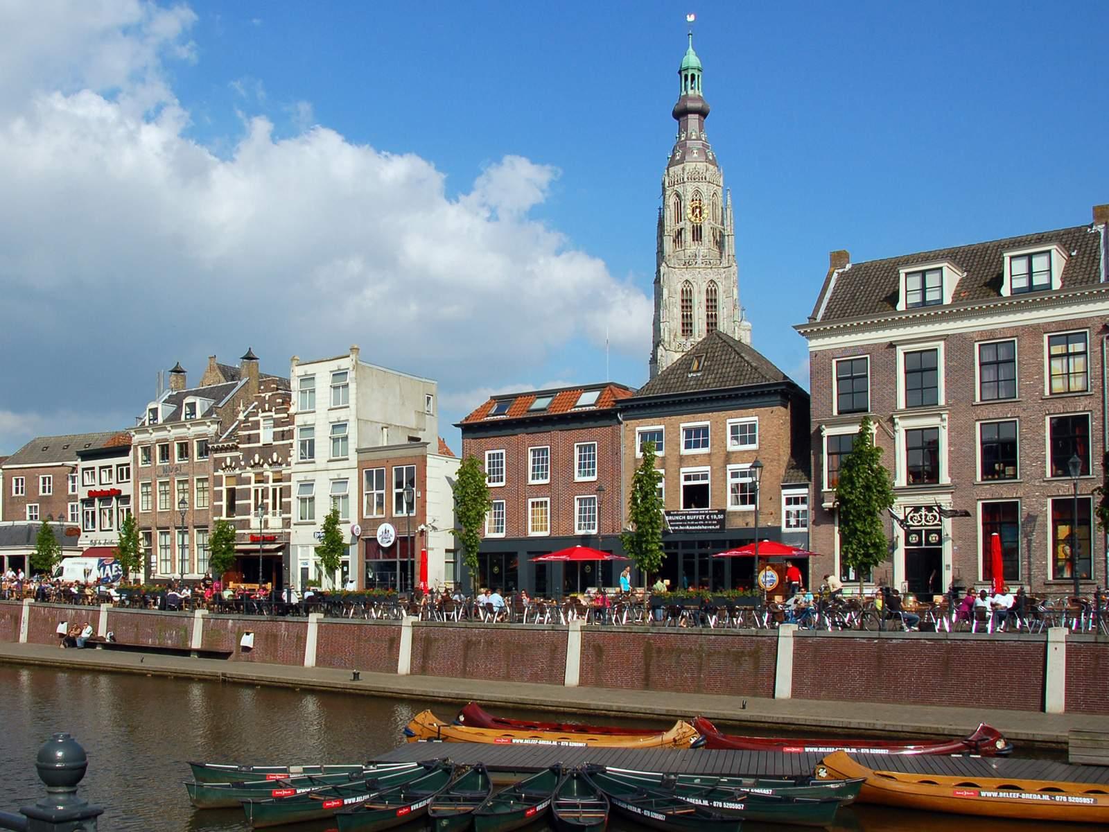 Website maken Breda