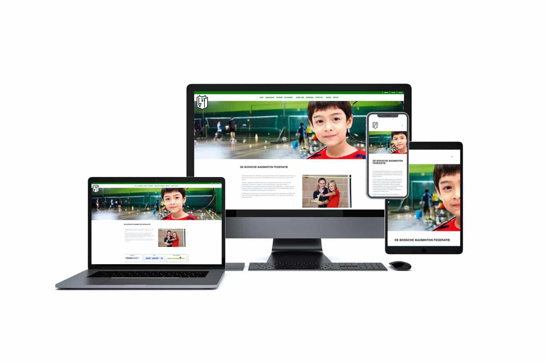 Website Badminton Bond