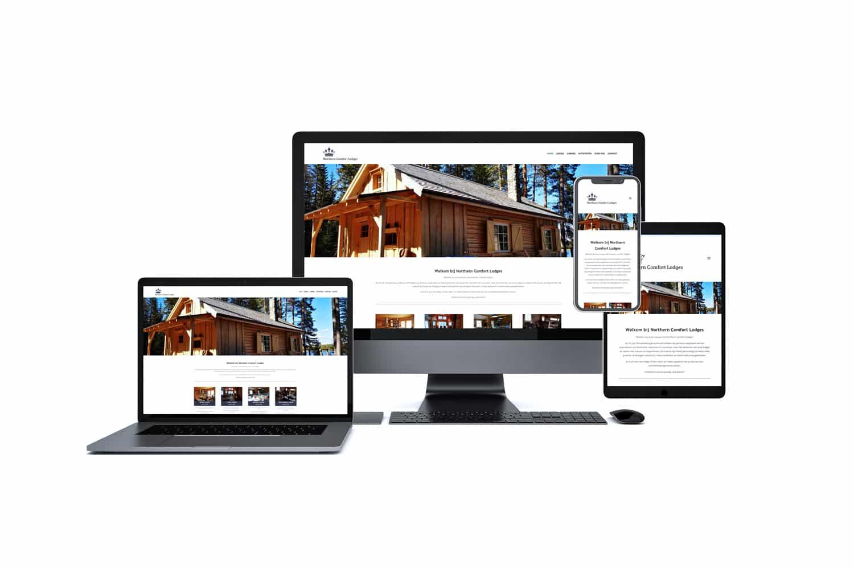 website voor vakantiewoning